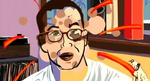 Waking Life, directed by Richard Linklater (2001)