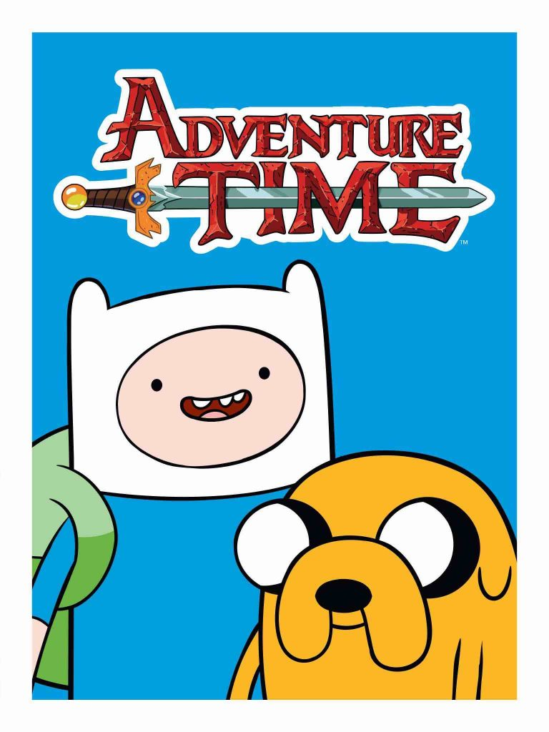 Poster for Adventure Time