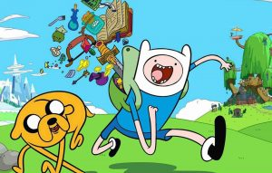Adventure Time on Cartoon Network (2010)