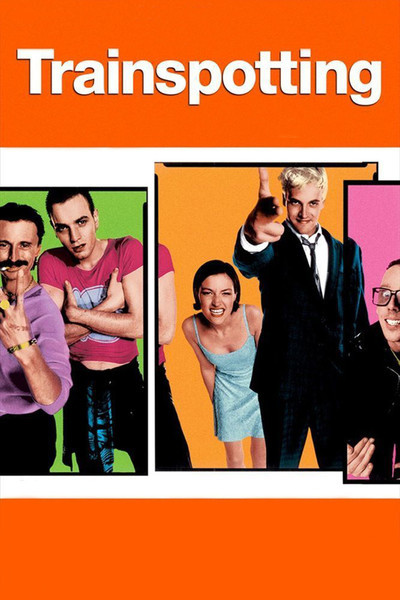 Trainspotting poster no text